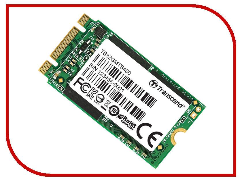 Жесткий диск 32Gb - Transcend TS32GMTS400