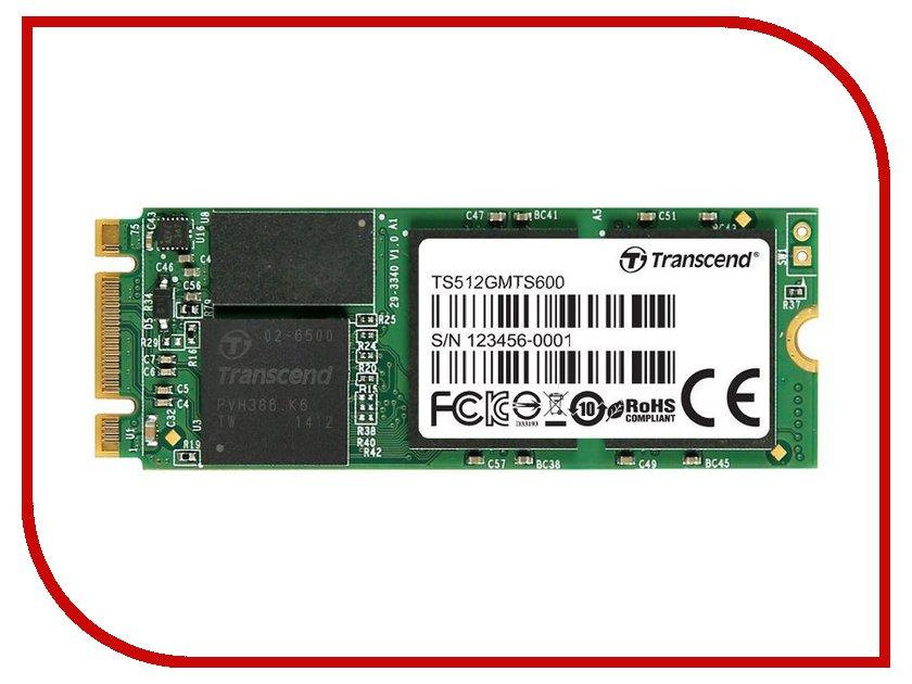 Жесткий диск 512Gb - Transcend TS512GMTS600