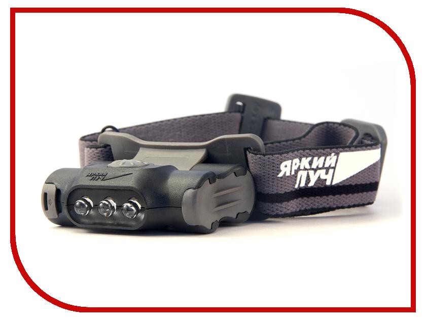 Фонарь Яркий Луч LH-030 Droid Black цена