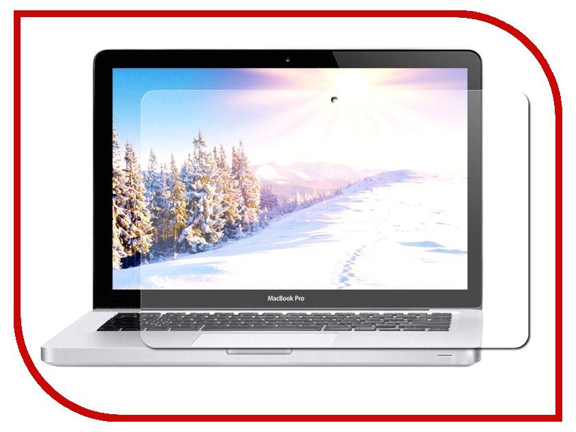 Защитная пленка 15.4-inch LuxCase для Macbook Pro Retina 15.4 антибликовая 80291<br>