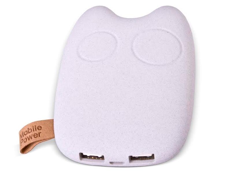 Аккумулятор Dicom PurrBank 7800 mAh PB-7800 White