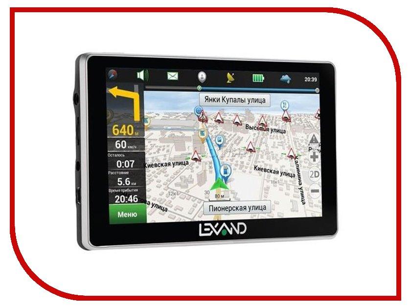 Навигатор Lexand SA5+ Навител Навигатор