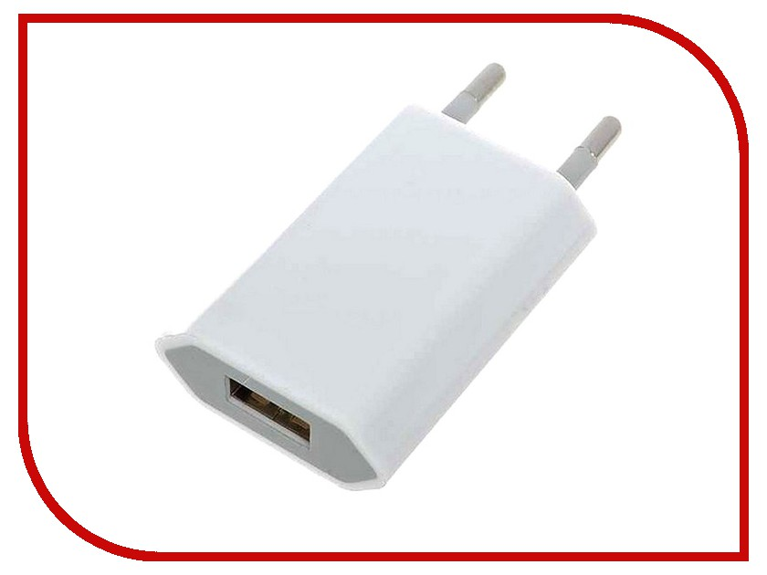 Зарядное устройство Rexant 1000mA for iPhone / iPod White 18-1194 grazia lliani soon юбка до колена
