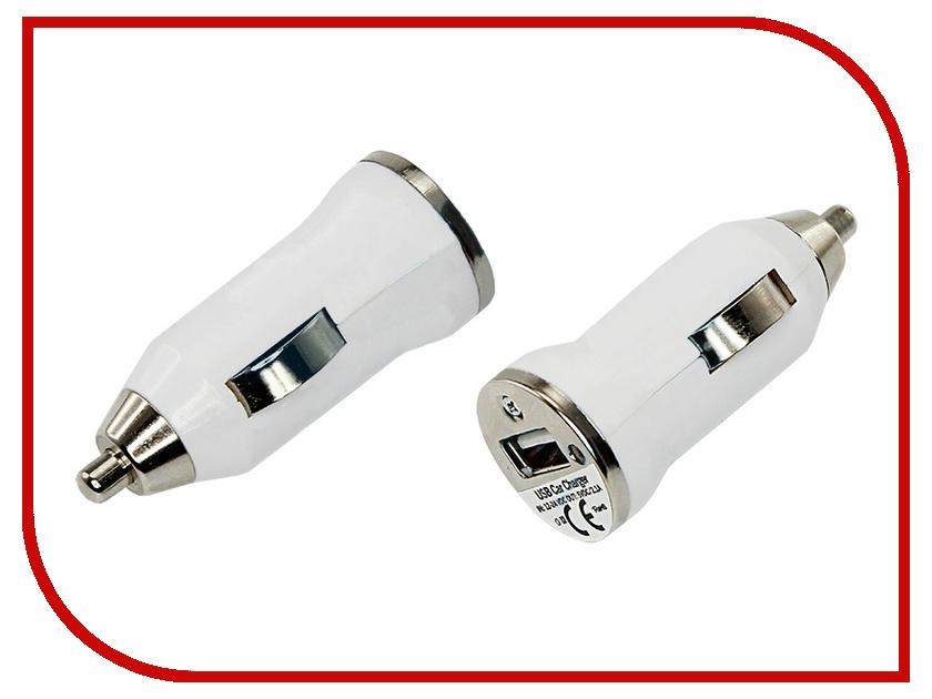 Зарядное устройство Rexant USB 18-1189-1 1000mA White<br>