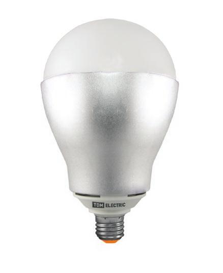 Лампочка TDM-Electric Груша E27 6W 220V 4000K SQ0340-0067
