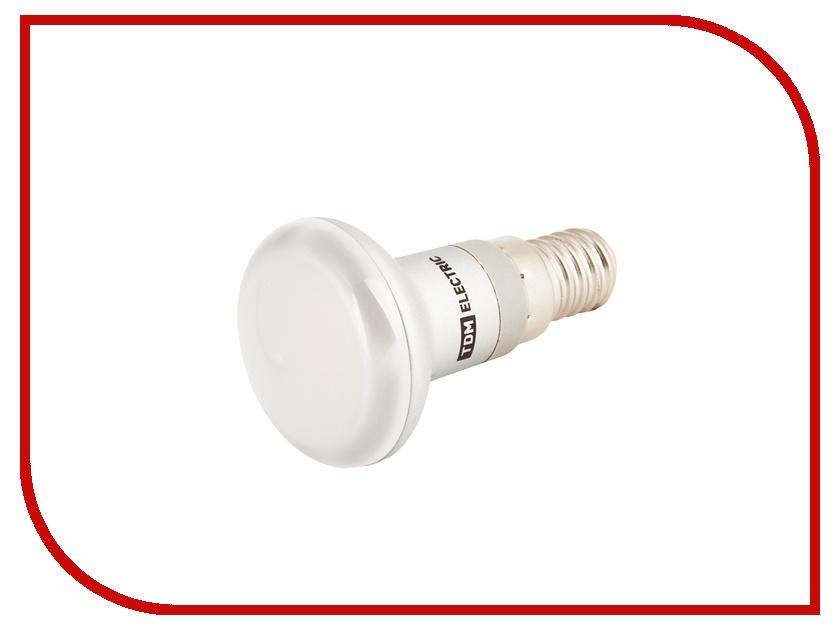 Лампочка TDM-Electric R39 4W E14 220V 3000K<br>