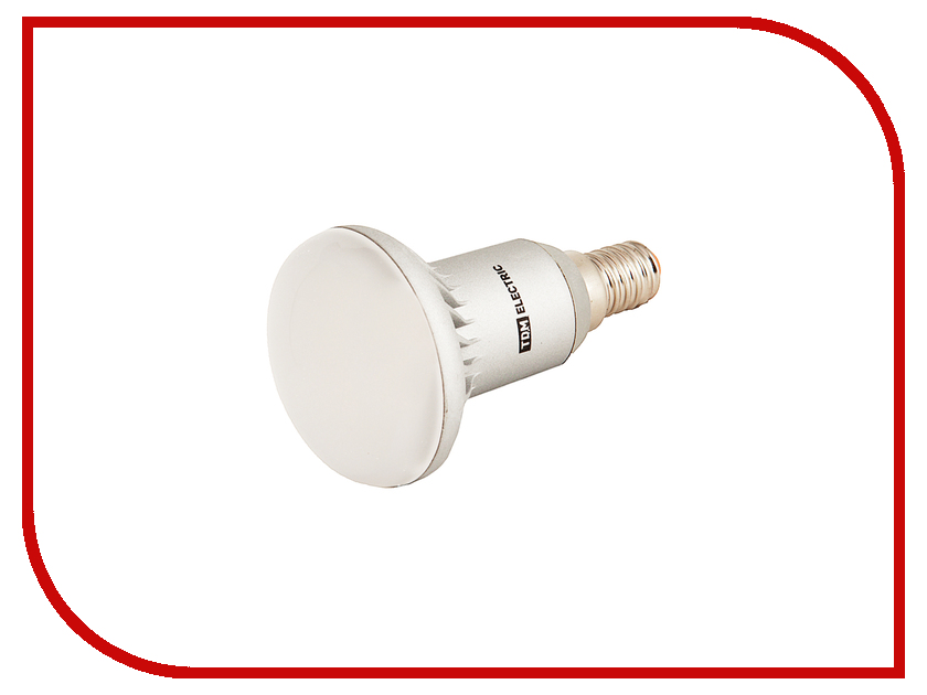 Лампочка TDM-Electric R50 5W E14 220V 3000K<br>