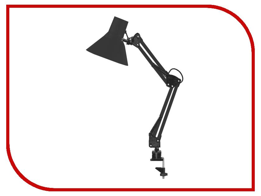 Фото Настольная лампа TDM-Electric 220V 40W E27 струбцина Black SQ0337-0028