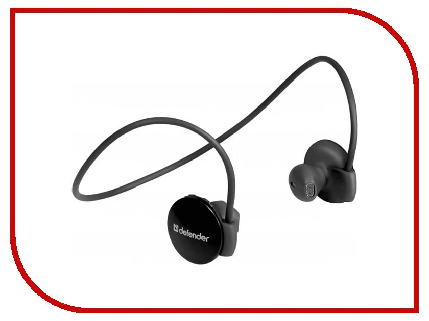 Defender FreeMotion B611 Black 63611 микрофон defender mic 109 black