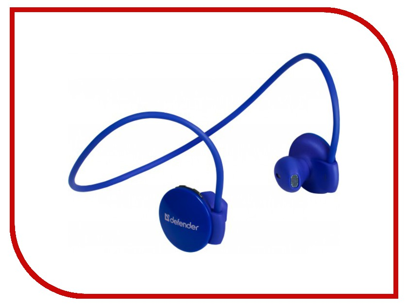 Гарнитура Defender FreeMotion B611 Blue 63614<br>