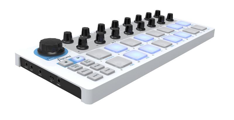 MIDI-контроллер Arturia BeatStep White