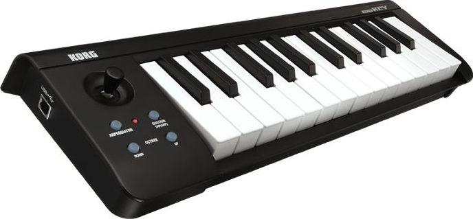 MIDI-клавиатура Korg microKEY 25 korg arp odyssey rev3