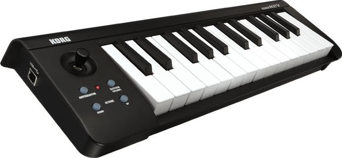 MIDI-клавиатура Korg microKEY 25 midi клавиатура korg microkey2 air 37