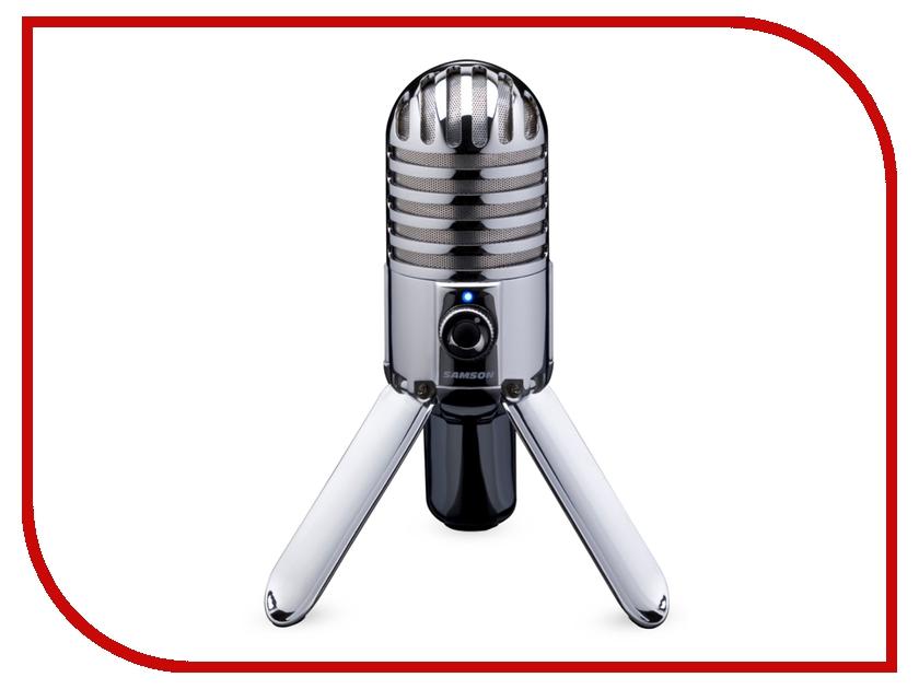 Микрофон Samson Meteor USB микрофон recording tools mcu 01c usb