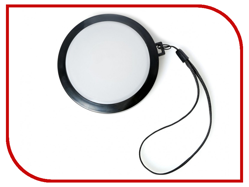 Аксессуар 77mm - Fujimi FJ-WBLC77 крышка для защиты настройки баланса белого