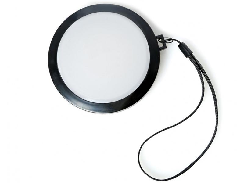 Фото - Аксессуар 72mm - Fujimi FJ-WBLC72 крышка для защиты настройки баланса белого крышка для настройки баланса белого fujimi fj wblc46 диаметр 46 мм
