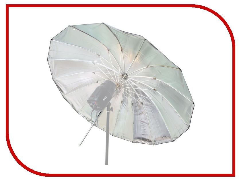 Зонт Fujimi FJFG-40BS 101cm Black-Silver