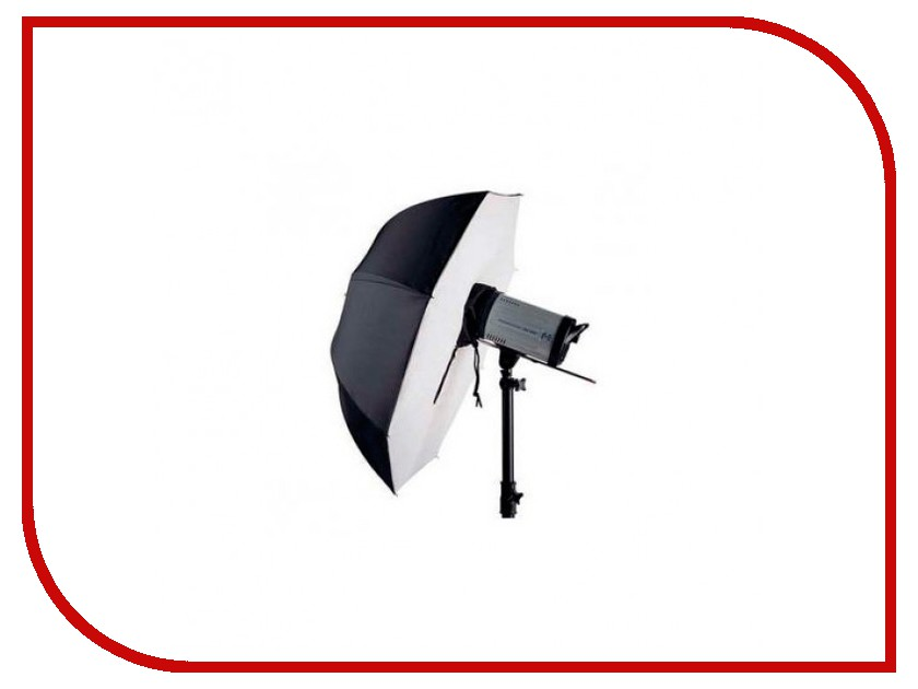Зонт Fujimi FJSU-R40 101cm Black-White<br>