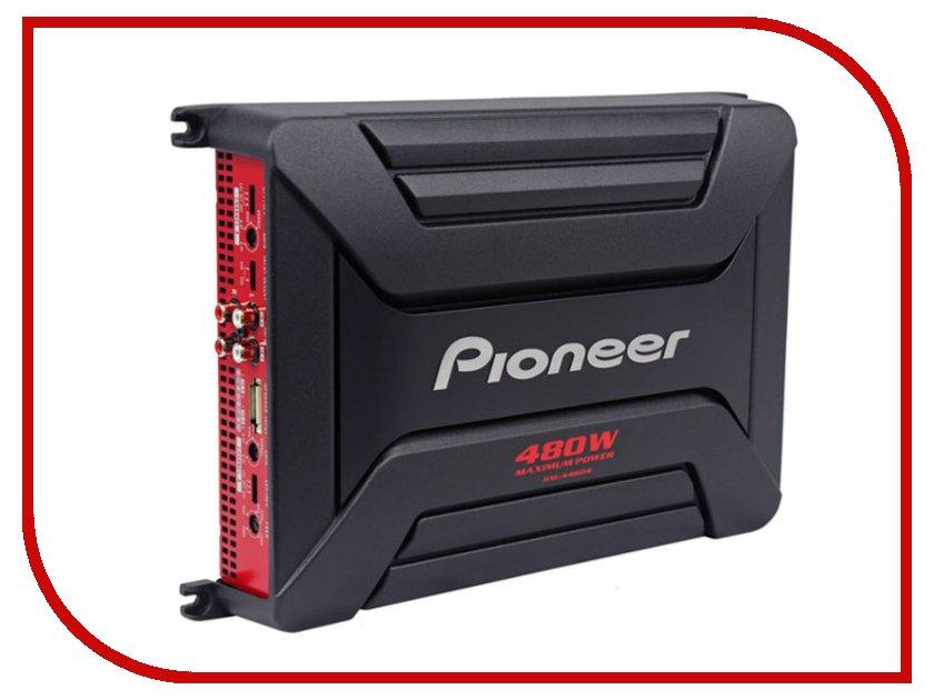 Усилитель Pioneer GM-A4604<br>