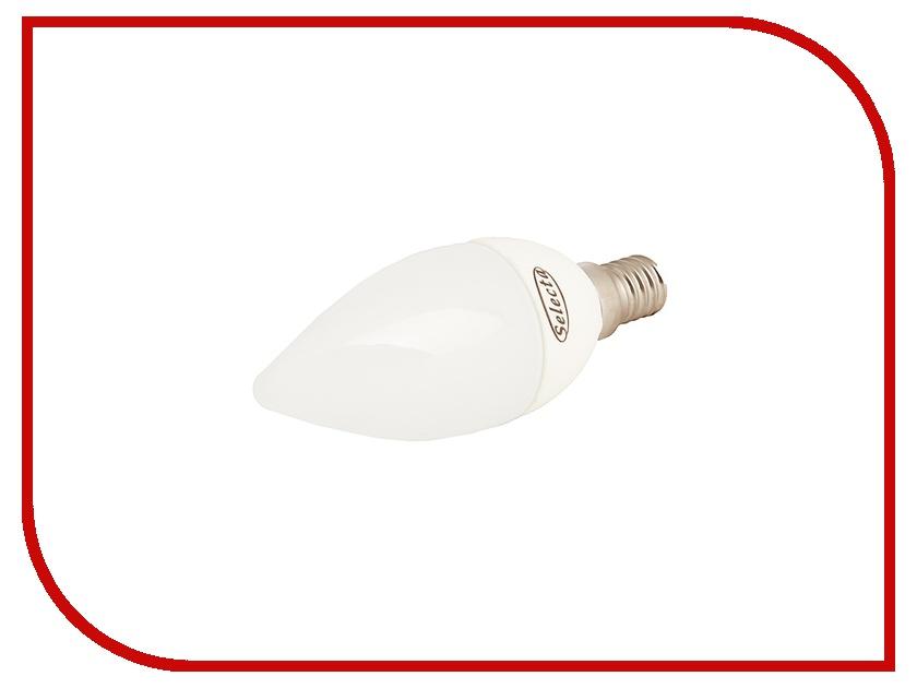 Лампочка Selecta EcoPro LED C35 E14 6W 4000K 640641<br>