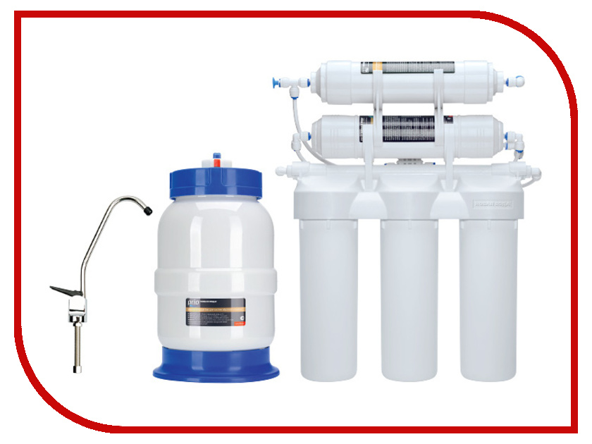 Фильтр для воды Новая Вода Praktic Osmos OU400 фильтр для воды новая вода expert osmos stream mod600