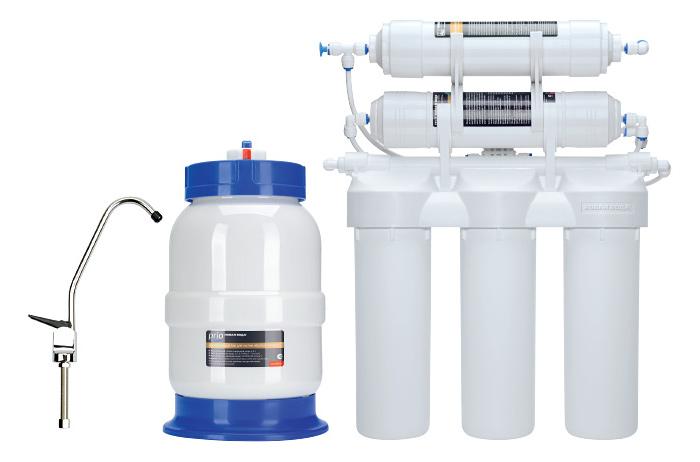 Фильтр для воды Prio Новая Вода Praktic Osmos OU400