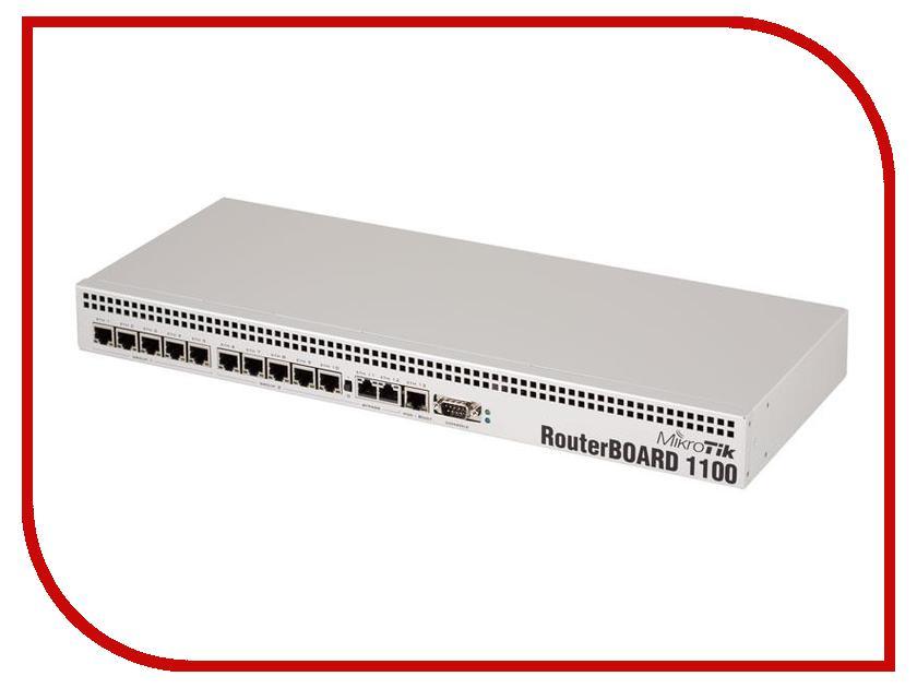 Маршрутизаторы и коммутаторы 1100AH  MikroTik RouterBOARD 1100AH / 1100AHx2
