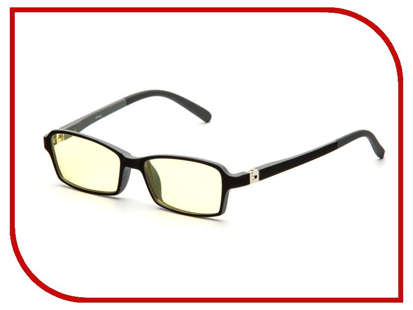 Очки компьютерные SPG Premium AF049 Black-Grey детские