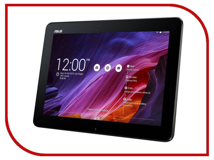 Планшет ASUS Transformer Pad TF103CG-1A059A Mobile Dock Black 90NK0181-M01110 Intel Atom Z2560 1.6 GHz/1024Mb/8Gb/Wi-Fi/3G/Bluetooth/Cam/10.1/1280x800/Android