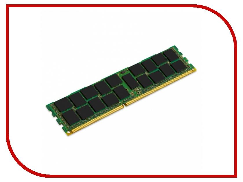 Модуль памяти Kingston DDR3 DIMM 1866MHz PC3-14900 ECC CL13 - 8Gb KVR18R13D8/8<br>