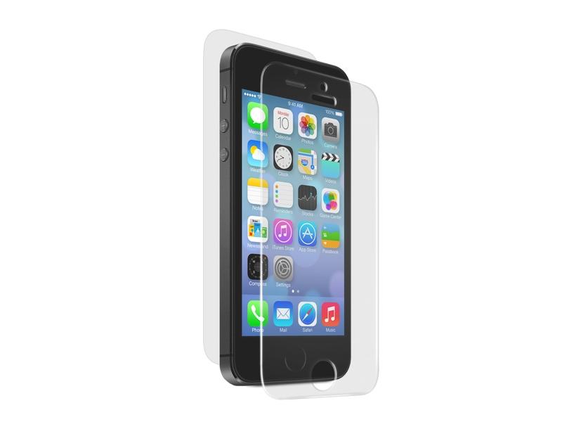 Аксессуар Защитное стекло Deppa 61935 для iPhone 5 / 5S