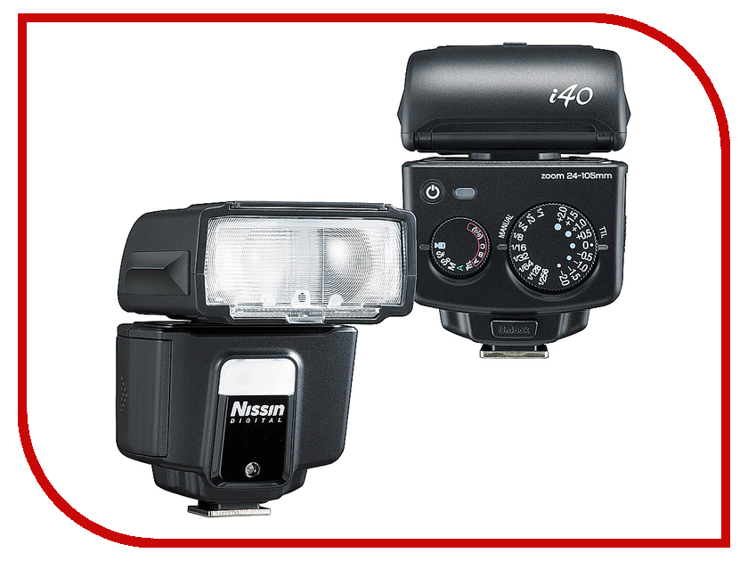 Вспышка Nissin i-40 for Canon