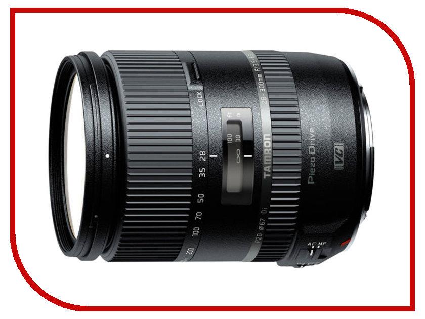 Zakazat.ru: Объектив Tamron Sony / Minolta AF 28-300 mm F/3.5-6.3 Di PZD