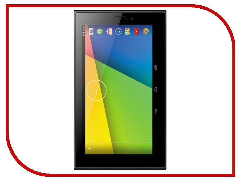 Планшет SUPRA M748G Black MT8382 1.3 GHz/1024Mb/8Gb/GPS/Wi-Fi/3G/Bluetooth/Cam/7.0/1024x600/Android