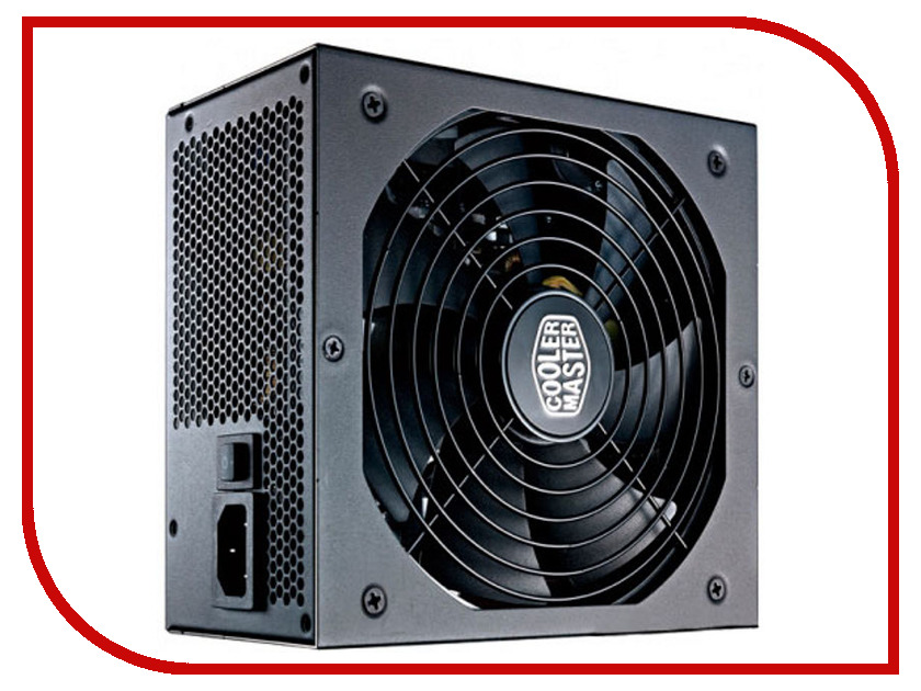 Блок питания Cooler Master GM 750 750W RS750-AMAAB1-EU<br>