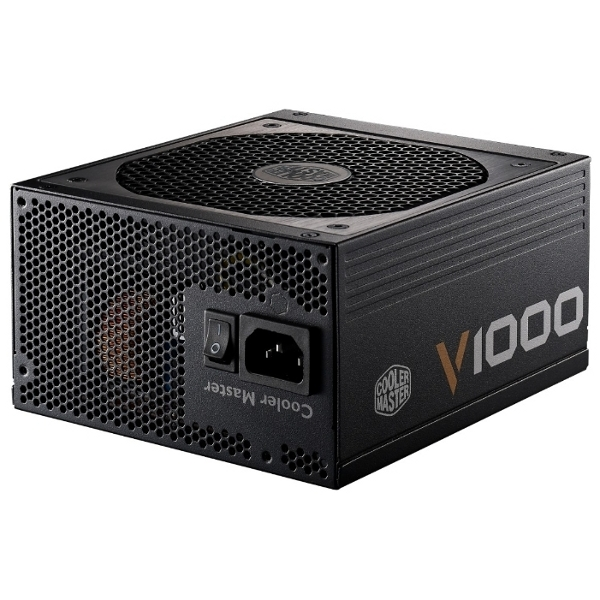 Блок питания Cooler Master V 1000 1000W RSA00-AFBAG1-EU