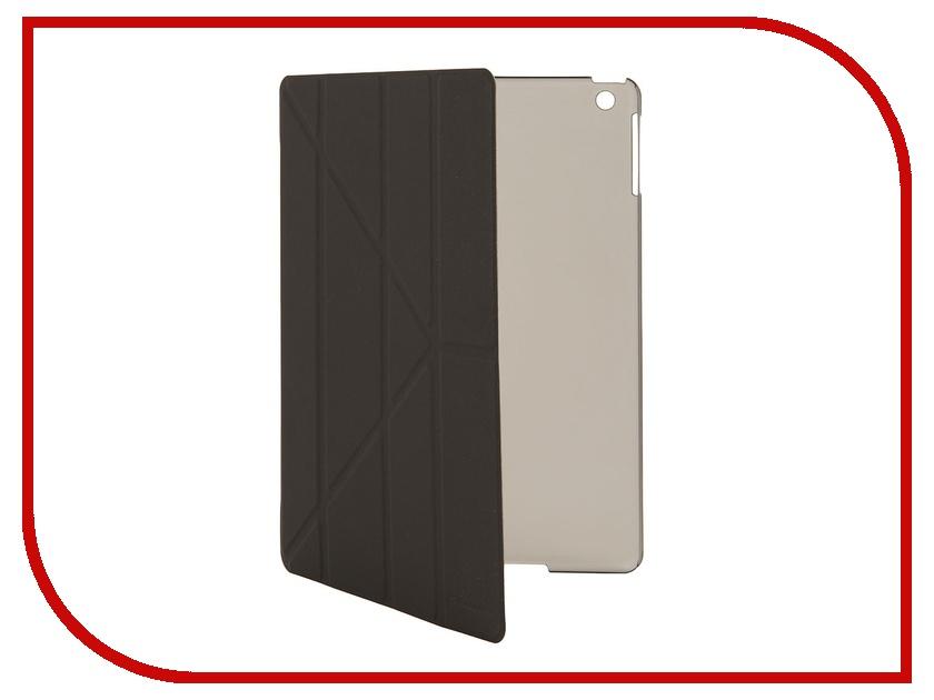 Аксессуар Чехол IT Baggage для iPad Air hard case иск.кожа Black ITIPAD501-1<br>