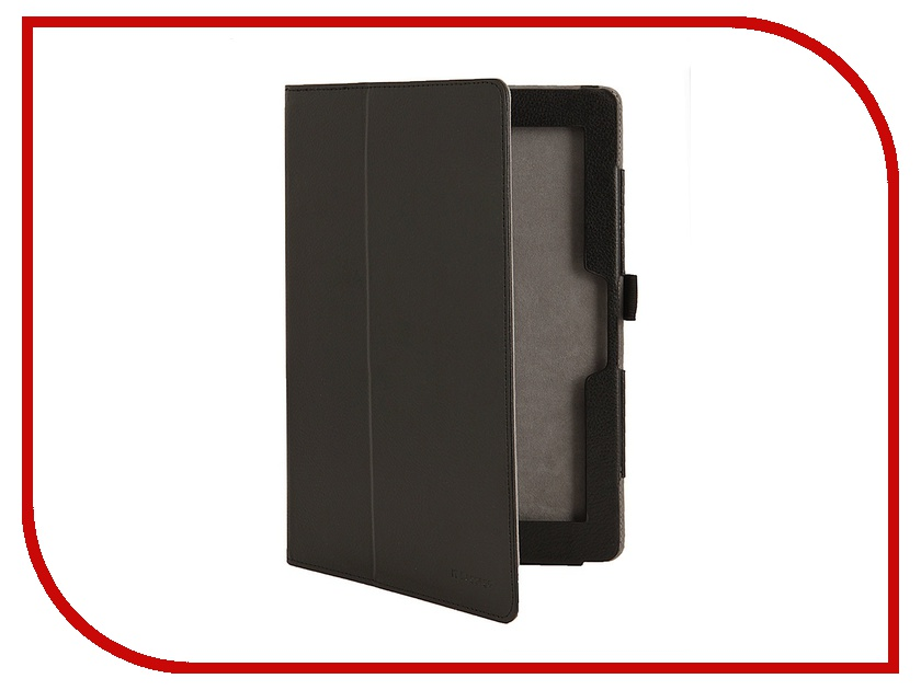 Аксессуар Чехол IT Baggage for Lenovo IdeaTab 10 A7600 A10-70 иск. кожа Black ITLNA7602-1