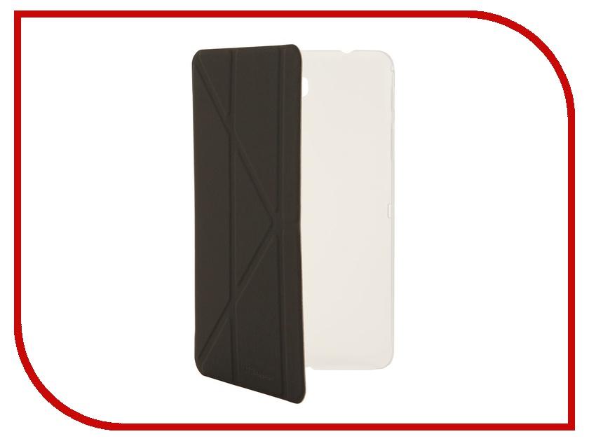 Аксессуар Чехол Galaxy Tab 4 8.0 IT Baggage иск.кожа Black ITSSGT4801-1