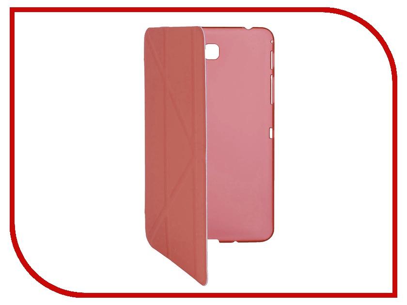 Аксессуар Чехол Galaxy Tab 4 8.0 IT Baggage иск.кожа Pink ITSSGT4801-3