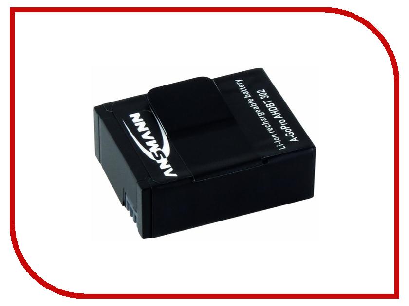 ��������� Ansmann 1400-0059 AHDBT BL1 ��� GoPro Hero302