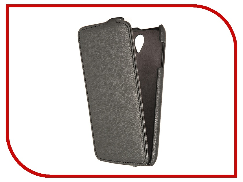 ��������� ����� Lenovo A850 Partner Flip-case Black