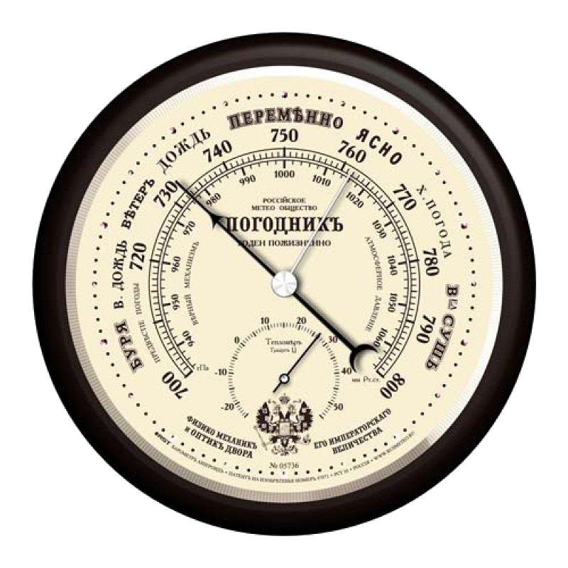 Барометр RST 05736 Погодникъ все цены
