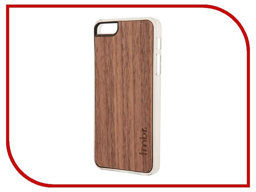 Аксессуар Чехол Tmbr. для iPhone 5/5S с деревянной накладкой CLR-W-5<br>