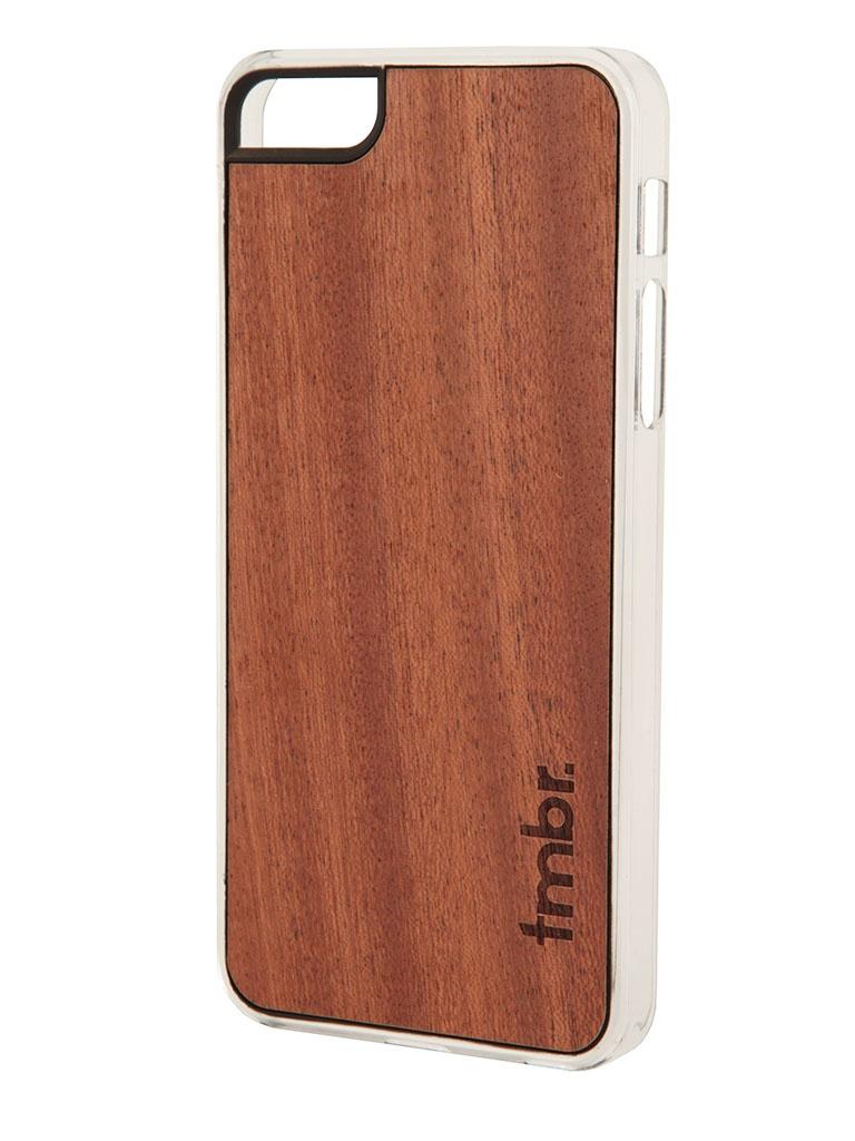 Аксессуар Чехол Tmbr. для iPhone 5/5S с деревянной накладкой CLR-S-5<br>