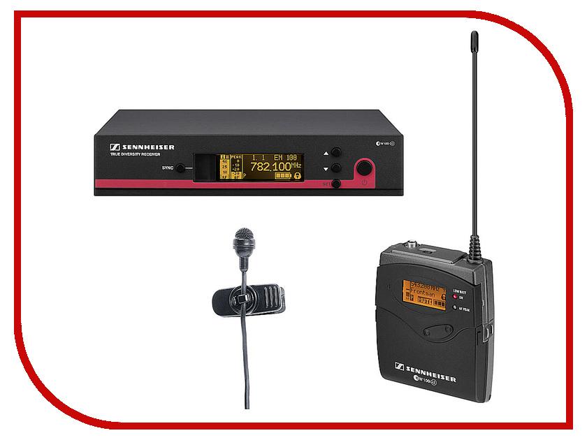Радиомикрофон Sennheiser EW 122 G3-A-X