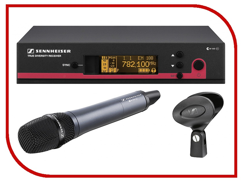 Радиомикрофон Sennheiser EW 135 G3-A-X