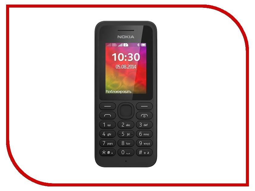 Сотовый телефон Nokia 130 Dual SIM Black<br>