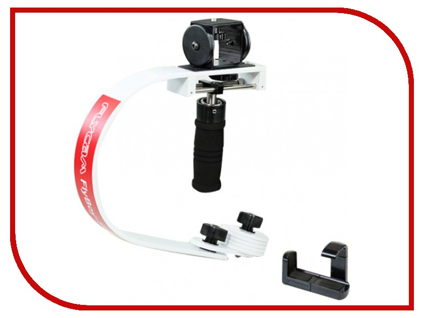 Аксессуар Proaim Flycam Flyboy-III White GoPro/iPhone Adapter FLCM-FB3WGPIW<br>