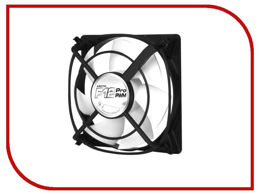 Вентилятор Arctic Cooling F12 Pro AFACO-12P00-GBA01 120mm вентилятор arctic cooling f9 silent acfan00026a 92mm